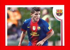 FC BARCELONA 2012-2013 Panini - Figurina-Sticker n. 131 - SANTOS 1/2 -New