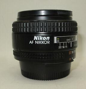 Nikon - NIKKOR - AF - 28MM LENS IN EXCELLENT CONDITION