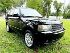 2010 Land Rover Range Rover HSE 2010 Land Rover Range Rover black with 127,549 Miles, for sale!