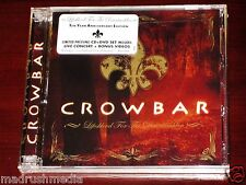 Crowbar: Lifesblood For The Downtrodden CD + Live With Full Force DVD 2 Set NEW