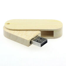 4GB Rotation Holz High Speed USB2.0 Flash Laufwerk Lagerung Memory Stick Hotsell