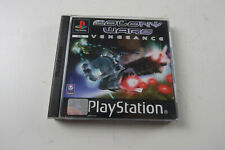 Colony Wars Vengeance A Game for the Playstation 1 ps1