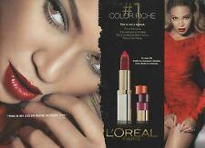 """L'Oréal Paris Color Riche Lipstick, 33 Shade's """"You Choose"""""""
