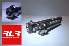 Titanium Engine mount bolt set Kawasaki ZX6R  2012-15 (drilled head)