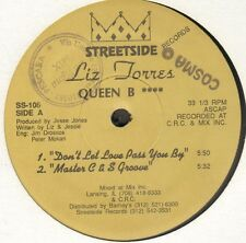 Liz Torres - Queen B**** - 1992 - Streetside Records - SS-106 - Usa