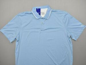 NEW Mizuno Men's Lightweight Performance Polo Shirt Stretch Size Small