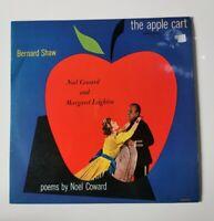 Various The Applecart LP Caedmon TC1094 EX/EX 1958 with Noel Coward & Margaret L