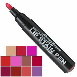 Stargazer SEMI-PERMANENT LIP STAIN PEN Long Lasting Longwear Matte Lipstick