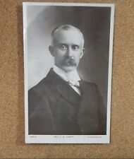 Reverend J.H.Jowett Real photo Rotary Photographic Card Unposted Messag 1906XP1