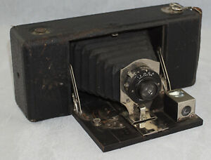 Ansco No. 2A Folding Buster Brown Camera
