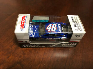 2018 Jimmie Johnson Last Lowes Power of Pride with Ally Action 1:64 scale car