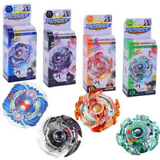 4D Beyblades battle toy metal fusion burst Starter Set w/ Launcher Ripcord-4 box