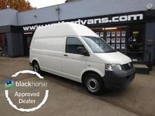 Transporter High Roof Commercial Vans & Pickups