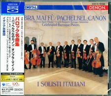 I SOLISTI ITALIANI-BAROQUE FAVOURITES-JAPAN BLU-SPEC CD C00