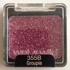 Wet N Wild Coloricon Eyeshadow Mono 355B Groupie Pink Rose Blush Glitter