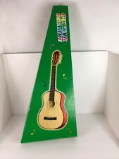 Adm 30 Inch Beginner Acoustic/Classical Guitar with Carrying Bag Tuner In Box