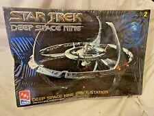 AMT Ertl Star Trek Deep Space Nine Space Station Model #8778 Sealed Box DS9