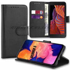 Samsung Galaxy Xcover 5 Book Case Cover,Flip Case Black
