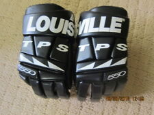 "Louisville Black Gl550-14 Tps 550 Adult Hockey Gloves (14"")"
