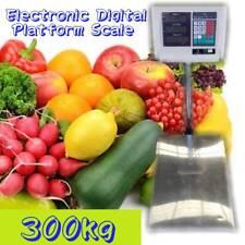 300kg Electronic Computing Digital Platform Scales Postal Shop Scale Weight