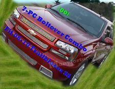 7-PC Billet Grille for 06 07 08 Chevy TrailBlazer SS