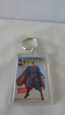 DC Comics 2001 Superman Key Chain And  Mirror   #A3723