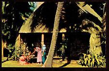 c1955 Nani Li'i photo Palace Yard in Kona Kailua Big Island Hawaii postcard