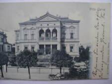 9606 Ak Neusalz o Slesia Villa Garve 1906