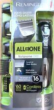 Remington Multigroomer 3000 All-In-One Beard Hair Grooming Kit Clipper Cordless