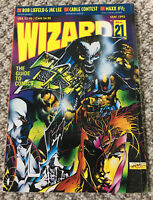 WIZARD The Guide to Comics Magazine #21 May 1993