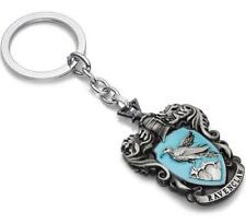 Hogwarts Wizarding Harry Potter school badge Keyring Keychain~Ravenclaw *