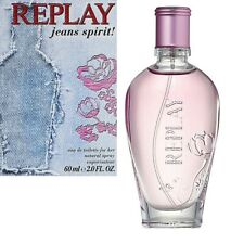 Replay Jeans Spirit for her EDT 60 ml (Woman)