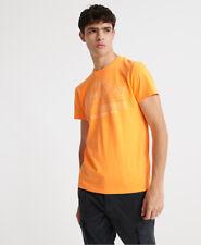 Superdry Mens Vintage Logo Outline Pop T-Shirt