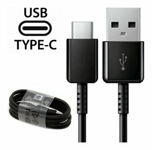 1x Samsung Type C Fast Charging Cable Galaxy S8 S9 S10 Plus Note 9 USB