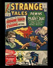 Strange Tales #126 VF- Kirby Ditko 1st Dormammu & Clea Dr Strange Fantastic Four