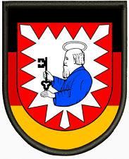 Wappen von Bad Oldesloe Pin, Aufbügler