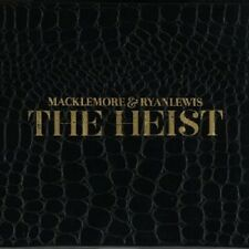 MACKLEMORE & RYAN LEWIS - THE HEIST  CD  15 TRACKS HIP HOP / RAP  NEU