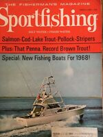 Sport Fishing Magazine March 1968