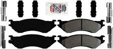 Disc Brake Pad Set-SRT-10 Rear Autopartsource ASD702A