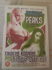 Pandora Peaks / Finders Keepers, Lovers Weepers (DVD) The Russ Meyer Collection