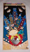Stern Family Guy Pinball Machine Mini Playfield 830-5193-01 W/ Issues Free Ship