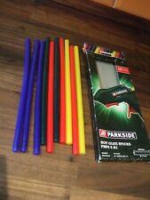En Caja Parkside palos de Pegamento Caliente - 10 Piezas - 11mm X 280mm de Color