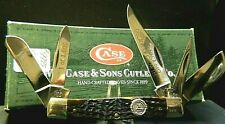 Case XX  1972-1982 NKCA Decade Of Growth  Folding Stockman Knife(1 of 1600)
