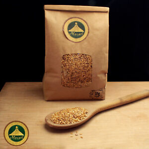 Flax Seeds Golden Linseeds Various Sizes 100% Organic Ingredients FREE Postage