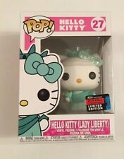 Funko Pop Hello Kitty Lady Liberty 27 NYCC 2019 Fall Convention Limited UK NEW
