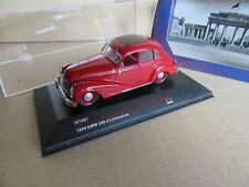 59K IST Models IST007 EMW 340-2 Limousine Rouge 1950 DDR 1:43