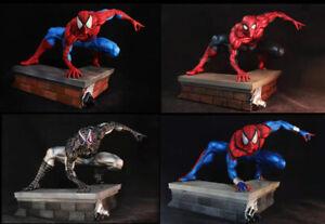 Pre order sosa Spiderman Scarlet Spider 1/4 Private custom Polostone statue