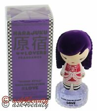 Harajuku Lovers Wicked Style Love 1.0oz/30ml Edt Spray For Women New In Box