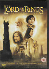 The Lord of the Rings The Two Towers DVD 2 Disc Set