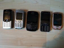 Job Lot Mobile Phones - Spares Or Repairs